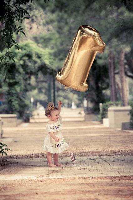 ballon 1 an