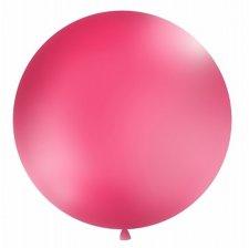 Ballon Rond Géant Rose Fuschia