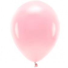 Ballons de baudruche biodégradable Rose Poudré (x5)