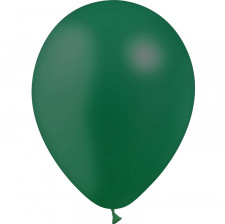 Ballons de baudruche Biodégradable Vert Tropical (x10)
