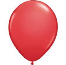 Ballons de baudruche Biod�gradable Rouge (x10)