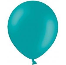 Ballons de baudruche Bleu Lagon (x10)