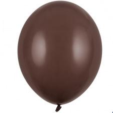 Ballons de baudruche Pastel Cacao (x5)