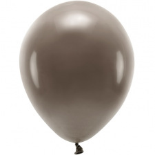Ballons Latex Mariage Amour Blanc & Or (x6)