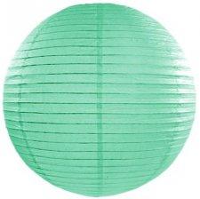 Boule japonaise papier à suspendre Vert d'Eau