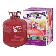 Bouteille d'hélium jetable pour 50 ballons 30 cm