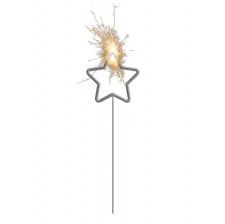 Cierge magique Etoile 16 cm