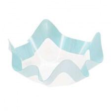 Contenant à bonbon en Plastique Bleu Pastel