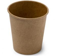 Gobelets en carton Kraft Uni (x20)