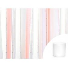 Rouleau Papier Crepon Blanc (10 m)