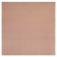 Serviettes en papier Craft Pois métallisé Or (x20)