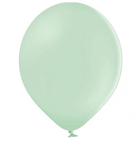 Ballons de baudruche Biodégradable Pistache Pastel (x5)| Hollyparty