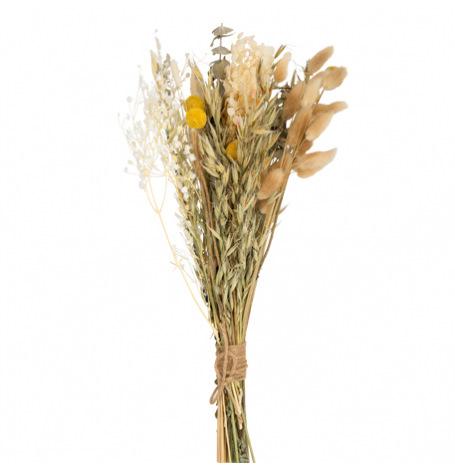 Bouquet de Fleurs séchées Elise 46 cm   Hollyparty