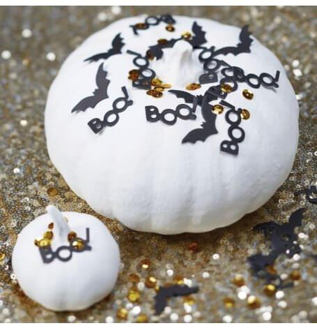 Confettis de table Chauve-souris Halloween| Hollyparty