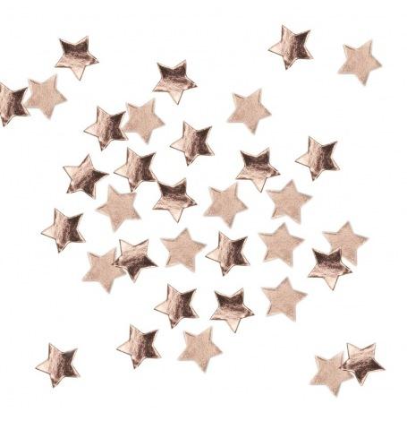Confettis de table Etoile Rose Gold| Hollyparty