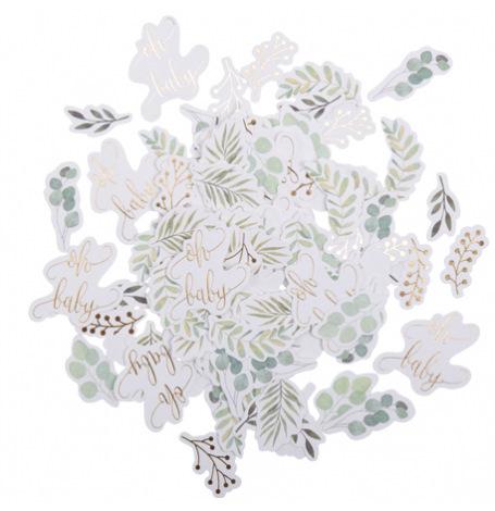 Confettis de table Oh Baby (x100)| Hollyparty