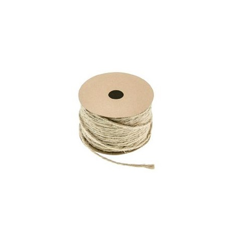 Corde fine naturelle  20M x 1.5mm  | Hollyparty
