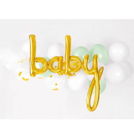 Guirlande de Ballons Baby  (x24)| Hollyparty