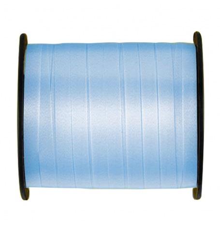 Ruban Bolduc métallisé Bleu Pastel | Hollyparty