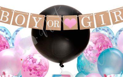 Gender Reveal Party : une fête pour connaitre le sexe du bébé !