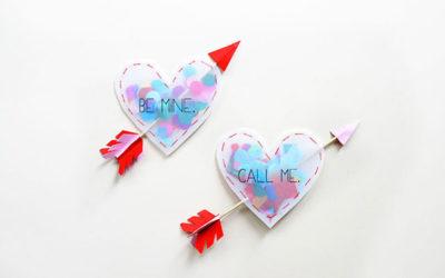 5 idées créatives pour la Saint-Valentin