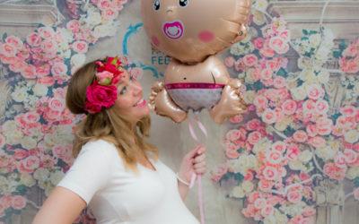 Baby shower : l'après-midi complice de Pomeline
