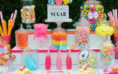Les sweet tables ou l'art d'allier décoration et gourmandises