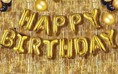 Idées pour organiser un anniversaire adulte au top !