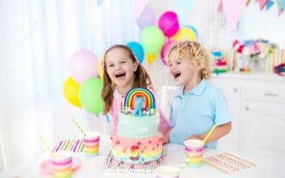 Top 3 des activités pour l'anniversaire d'un enfant (4 – 7 ans)