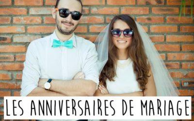 Organiser votre anniversaire de mariage : nos 5 meilleures idées