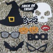 10 Accéssoires Photobooth Halloween
