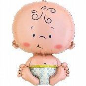 Ballon en forme de Bébé