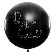 Ballon Géant Gender Reveal C'est une Fille