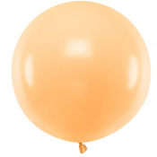 Ballon Géant Latex Orange