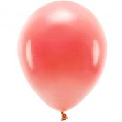 Ballons de baudruche biodégradables Corail (x5)