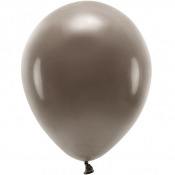 Ballons Latex Mariage Amour Blanc & Or (x5)
