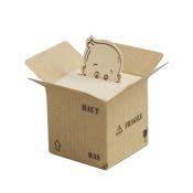 Boîte à dragées Colis Bébé