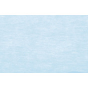 Chemin de table Intissé Luxe Bleu Pastel
