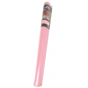Chemin de table Intissé Luxe Rose Pastel
