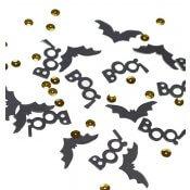 Confettis de table Chauve-souris Halloween