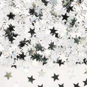 Confettis de table Etoile Argent Etincelant