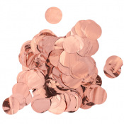 Confettis de table Rond Rose Gold