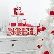 Décoration Lumineuse de Noël