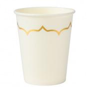 Gobelets en carton Tropical Jungle (x4)
