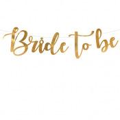 Guirlande Bride to Be 80 x 19 cm