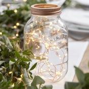 Guirlande lumineuse Rose Gold