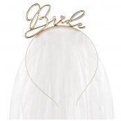 Headband Bride Or