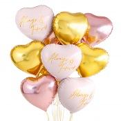 Kit Ballons Mariage Always & Forever (x9)