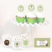 Kit DIY Baby Shower Vert