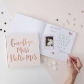 Livre d'Or EVJF - Goodbye Miss